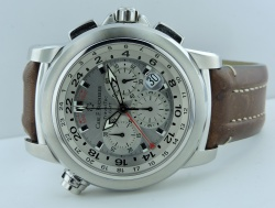 Carl F. Bucherer Paltravi Travel Tec GMT