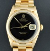Rolex Datejust 18K Solid Gold