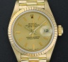 Rolex Ladies Gold Datejust