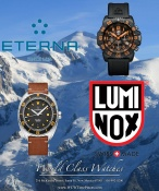 Eterna & Luminox Watches Dealer